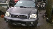 Hyundai Santa Fe 2001-5 for breaking all parts available