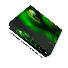 Hulk , Avengers Xbox One X Skin Custom made Vinyl Sticker Decals, Uk