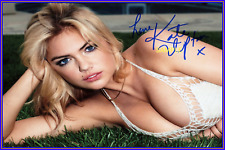 4x6 SIGNED AUTOGRAPH PHOTO REPRINT of Kate Upton #TP