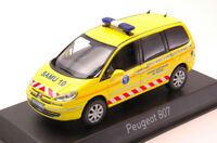Peugeot 807 2013 'SAMU' 1:43 Model 478710 NOREV