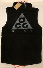 NIKE ACG MENS VEST SHERPA JACKET Brand New With Tags XS