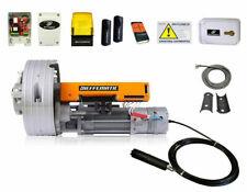 Kit automazione motore per serranda 230V FAAC BFT ACM CAME 180kg asse 48 60