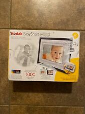 "Kodak EasyShare M820 8"" Digital Picture Frame with Home Decor Kit"