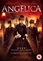 Angelica DVD (2018) Jena Malone, Lichtenstein (DIR) cert 18 ***NEW***