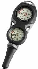 Mares Mission 2 Scuba Diving Console - Scuba Tank Pressure and Depth Gauge