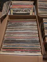 $5/ea Vinyl Records, Pick & Choose LPs, Rock/Soul/Jazz/R&B/ETC, VG & Better 3/03