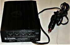 Trimble 5600 Robotic Charger Battery Pack 12 Volt Power Cable Etc