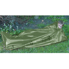 Grote Militaire Survival Bivi Bag Shelter 180X90Cm Olive Nood Army Biwy Sos