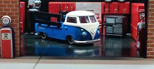 Hot Wheels Custom VW Bus Panel Truck