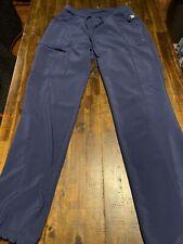 Navy Womens Cherokee Infinity Small Scrub Pants