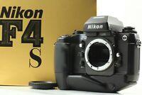 [Exc+5 in Box] Nikon F4S 35mm SLR Film Camera Body from Japan #796