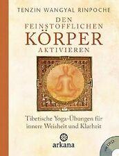 Den feinstofflichen Körper aktivieren: Tibetische Yoga-Ü... | Buch | Zustand gut