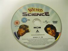 WEIRD SCIENCE  starring Kelly LeBrock{DVD}