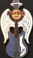 Hard Rock Cafe LOS ANGELES 2009 Angel Wings & Halo GUITAR PIN HRC Catalog #52241
