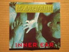 M. arfmann and the Naked Factory-Inner Ear-CD (b76)