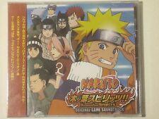 New Naruto Konoha Spirits OST CD Original Game Soundtrack Anime Music