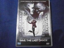 SAVE THE LAST DANCE - FILM IN DVD ORIGINALE - USATO MA IN OTTIME CONDIZIONI