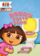 Doras Potty Book (Dora the Explorer)