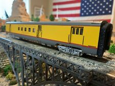 HO Scale Balboa Brass UP Union Pacific Postal / Baggage car WELL DETAILED new !