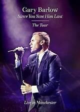 Gary Barlow - Since You Saw Him Last (NEW DVD)