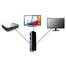 Windows 10 2GB 32GB TV Stick Mini PC Intel Z3735 1.33GHz Atom Computer Set New