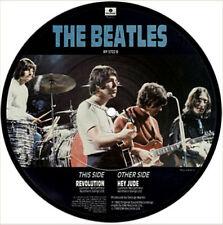 "THE BEATLES ~ Hey Jude ~ Rare 1988 UK EMI  7""  vinyl  PICTURE DISC ~ FREE UK P+P"