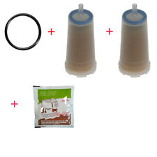 Kit guarnizione Frog+2 Filtri macchina caffè+bustina decalcificante MarelShop®