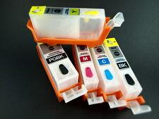 Juego de cartuchos recargables PGI525-CLI526 para impresoras Canon