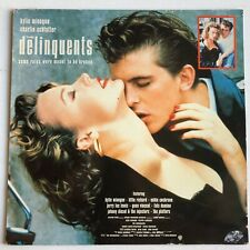 Delinquents Johnny Diesel Kylie Minogue Rare Lp Record