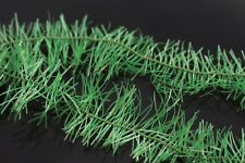 2 Cards 18mm Width Tinsel Chenille Grass Seaweed Crystal Flash Fly Tying