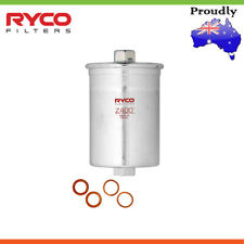 New * Ryco * Fuel Filter For PEUGEOT 205 GTi 1.9L 4Cyl 1/1987 -12/1998