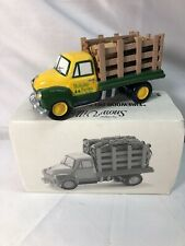 Department 56 Firewood Delivery Truck Euc in Box (T)