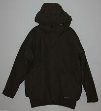 New Adidas Mens HT CPS Pad Hoodie Jacket Sz M Climaproof Storm Detachable Hood
