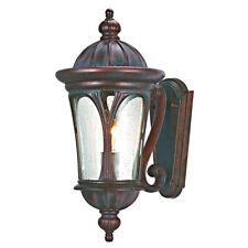 Aluminum Hardwired Mains Garden Lighting Lantern