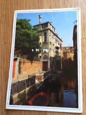 Venice Palazzo van Axsel Postcard Venezia Venedig Venise