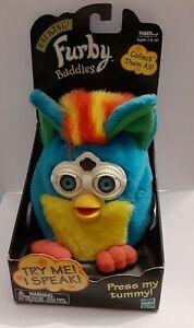 1999 Hasbro Tiger Electronic Talking Furby Buddies Model 70-753  New In Box