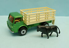 VR06/16/32 MATCHBOX / SUPERFAST / 31 CATTLE TRUCK VERT