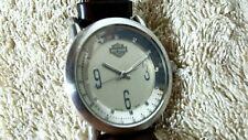 HARLEY DAVIDSON bulova wrist WATCH 78A03 vintage tachymeter collectible gift