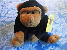 Chip the Monkey - MWMT Retired Beanie Kid BK009