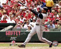 Ken Griffey Jr 500th Home Run *Licensed* 8x10 Photo