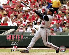 Ken Griffey Jr 500th Home Run *Licensed* 8x10 Photo