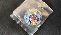 Pathtag Geocoin Geocache Tag #19336 Fire Protection USAF Vivhop Earlhop