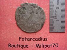 FRANCHE COMTE - 32° de Patagon où Gros . Philippe IV . Dole . 1623