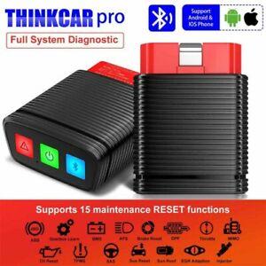 Original Launch ThinkCar Pro Thinkdiag Mini Bluetooth OBD2 Full System Scanner