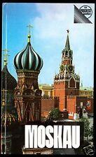 Moskau, Kurzer Reiseführer, 1980