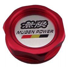Honda Mugen Tapón De Llenado Aceite Rojo Civic Integra Type R Jdm EP2 EP3 EJ9 EK9 DC5