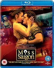 Miss Saigon 25th Anniversary Performance Blu-ray DVD Region 2