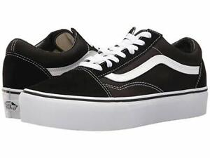 VANS OLD SKOOL PLATFORM SHOES, BRAND NEW IN THE BOX. VN0A3B3UY28