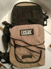 CamelBak Mule Tan 3 Liter 100 Oz Hydration Hiking Backpack Complete
