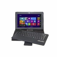 For Lenovo Thinkpad Tablet 2 10.1 Removable Bluetooth Keyboard + PU Leather Case